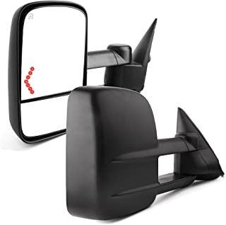 Best chevy silverado tow mirrors Reviews