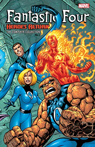 Fantastic Four: Heroes Return - The Complete Collection Vol. 1 (Fantastic Four (1998-2012)) (English Edition)