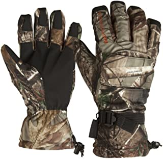 Legendary Whitetails Men's ArcticShield Lined Camp Gloves Realtree AP