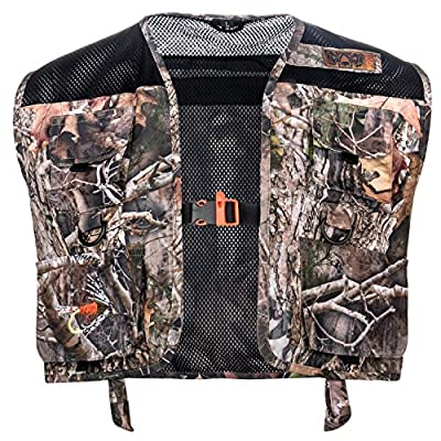 Lucky Bums Kid's Fishing and Adventure Vest