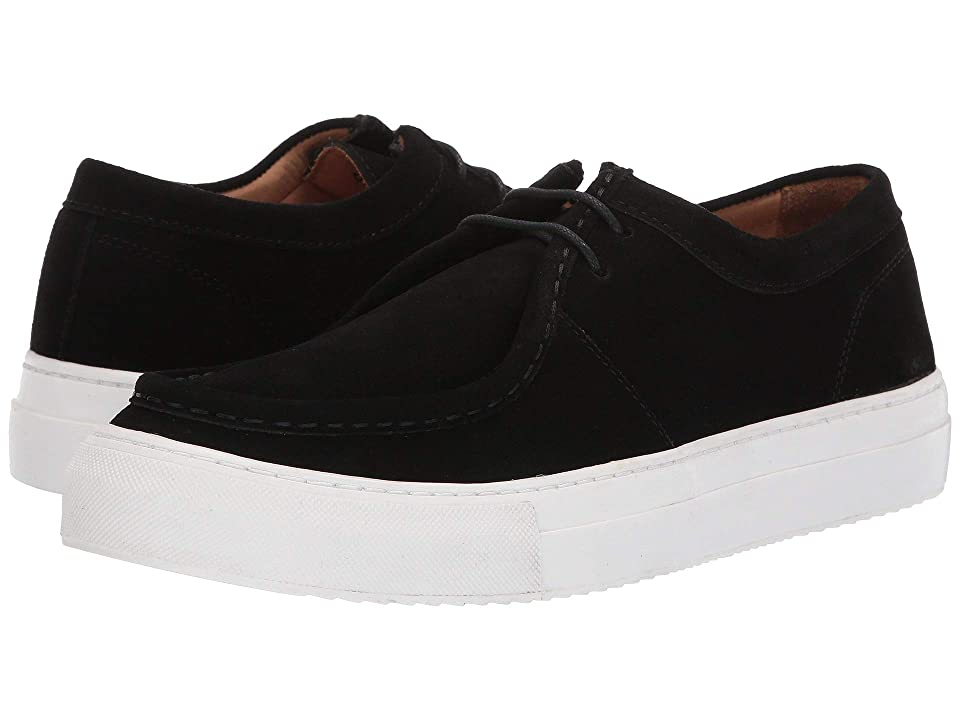 Gold & Gravy Rae Sneaker (Black Suede) Men