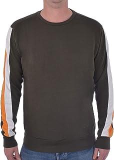 Brave Soul Mens Unite Long Sleeve Pullover Sweatshirt