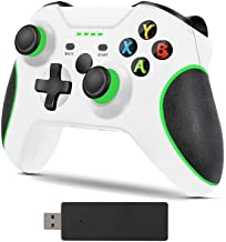 Yosikr Wireless Controller for Xbox One, Compatible with Xbox One S, One X, One Elite, PS3, PC Windows 10, Android Phone (...