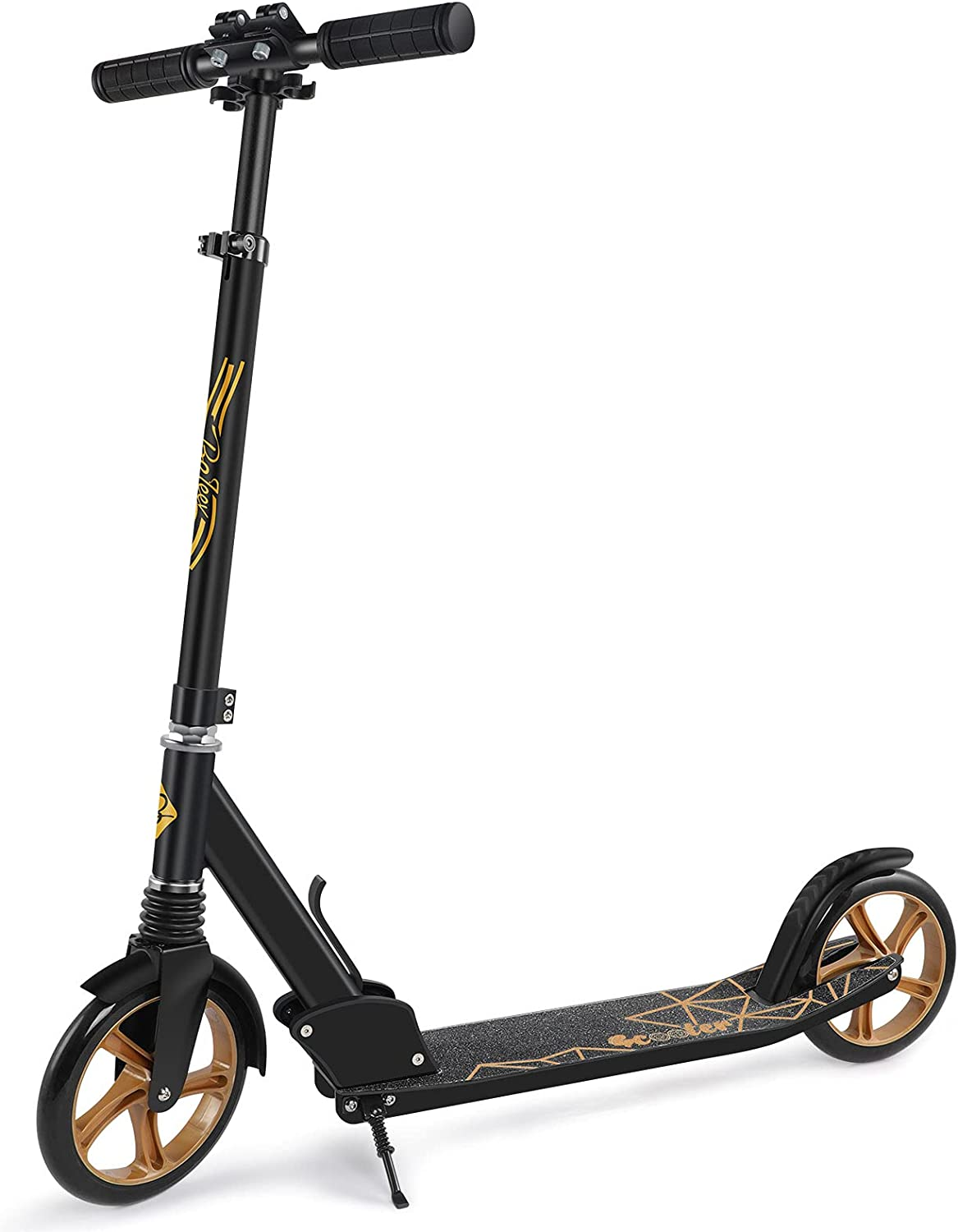 Online limited product Beleev V5 Scooters for Kids 8 Up Inventory cleanup selling sale Foldable Kick Scoot Years and