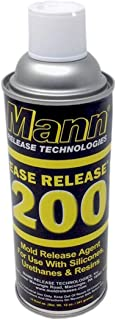 Smooth-On Mann Ease Release 200 for Making Molds and Casting Parts
