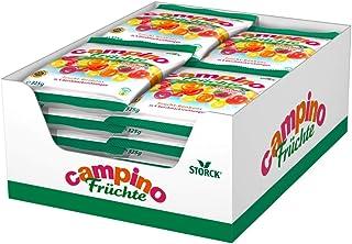 Campino Früchte 15 x 325g / Lutschbonbons in verschiedenen Geschmacksrichtungen