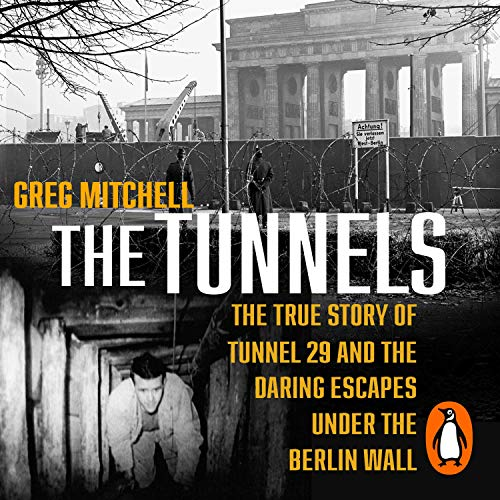 Couverture de The Tunnels