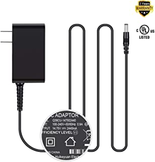 [UL Listed] TFDirect AC DC Adapter Charger for Big J2011-03-US Jawbone JAMBOX Wireless Bluetooth Speaker J2011-03-US,J2011-02-US,J2011-01-US with Extra Long 6 Ft Power Cord