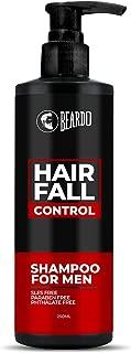 BEARDO Hair Fall Control Shampoo for Men, 250ml
