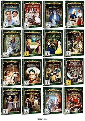 DEFA MÄRCHEN KLASSIKER 16 DVD Collection 20 Stunden Laufzeit