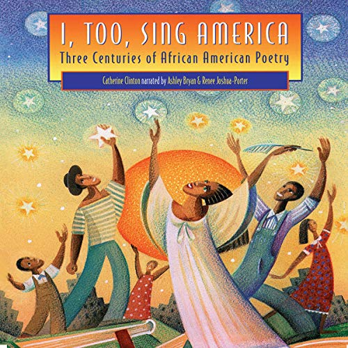 I, Too, Sing America audiobook cover art