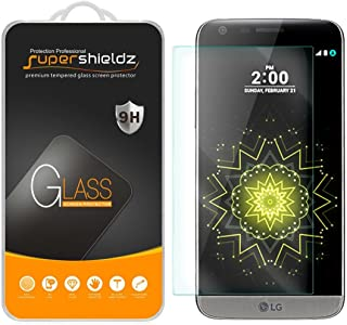 (2 Pack) Supershieldz for LG G5 Tempered Glass Screen Protector Anti Scratch, Bubble Free