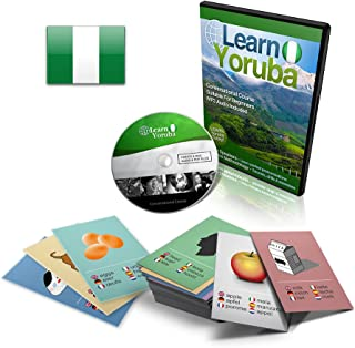Learn To Speak Yoruba Language - Language Course & Flashcards Set