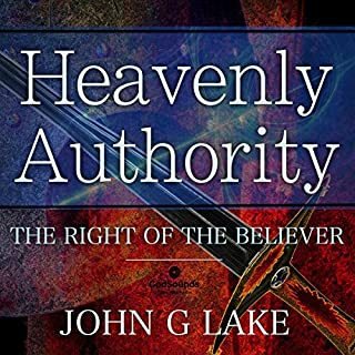 Heavenly Authority cover art
