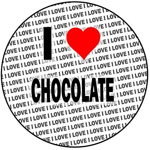 AK Giftshop Ik hou van Chocolade - Ronde 8