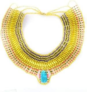 ancient egyptian collar designs