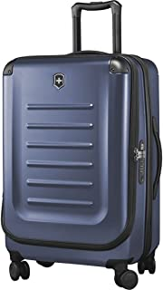 Victorinox Spectra 2.0 Expandable Medium Hardside Spinner Suitcase, 27-Inch, Navy