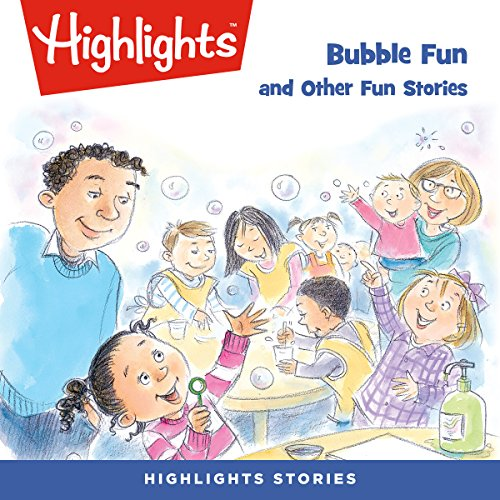 Bubble Fun and Other Fun Stories copertina