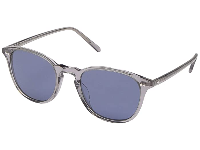 Oliver Peoples Forman L.A (Workman Grey) Fashion Sunglasses