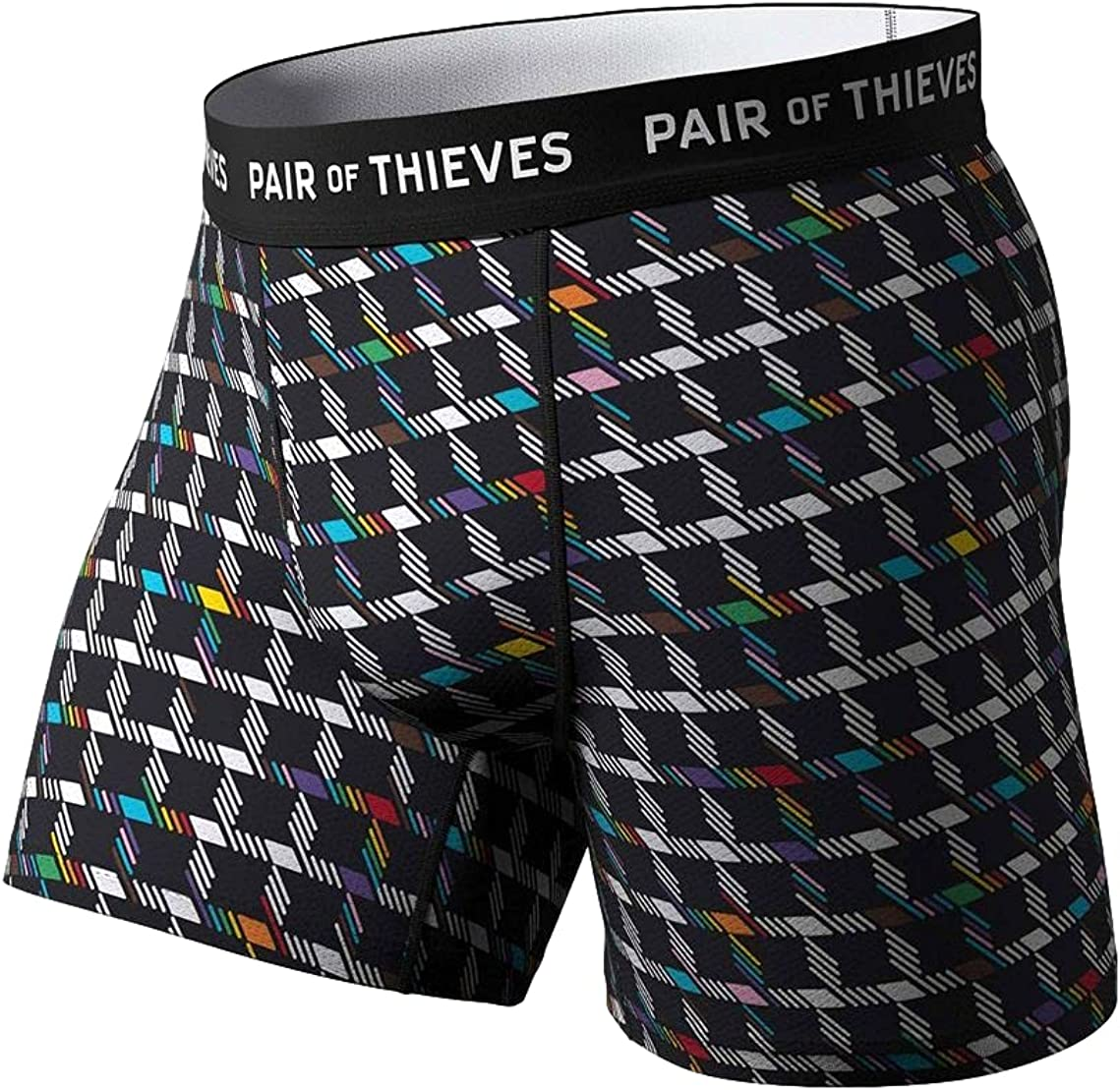 Pair of Thieves Men's Pride Knit Boxer Briefs - Proceeds Support the Trevor Project