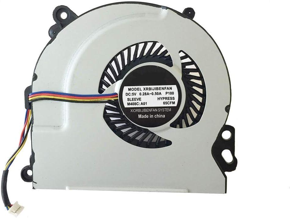 New 5 popular item wangpeng Laptop CPU Cooling Fan Cooler for 15-J HP 15T Envy 15-T
