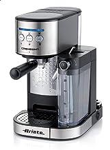 ماكينة تحضير القهوة الاسبرسو من اريتي 1384 - فضى، 1470 وات