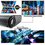 Zoom IMG-2 proiettore elephas videoproiettore full hd