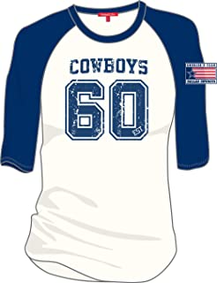 dallas cowboys throwback t shirt