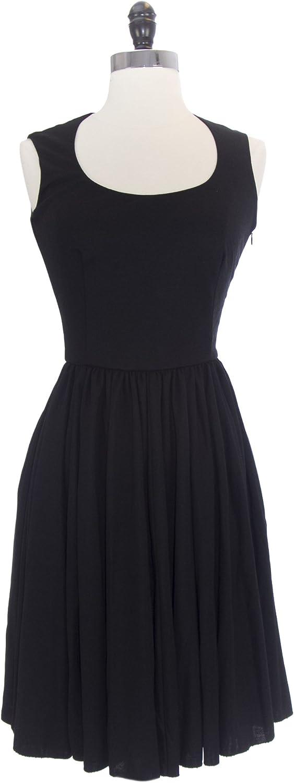 Von Vonni Women's Tabitha Sleeveless Dress XSmall Black