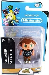 World of Nintendo Animal Crossing Villager 2.5 Mini Figure