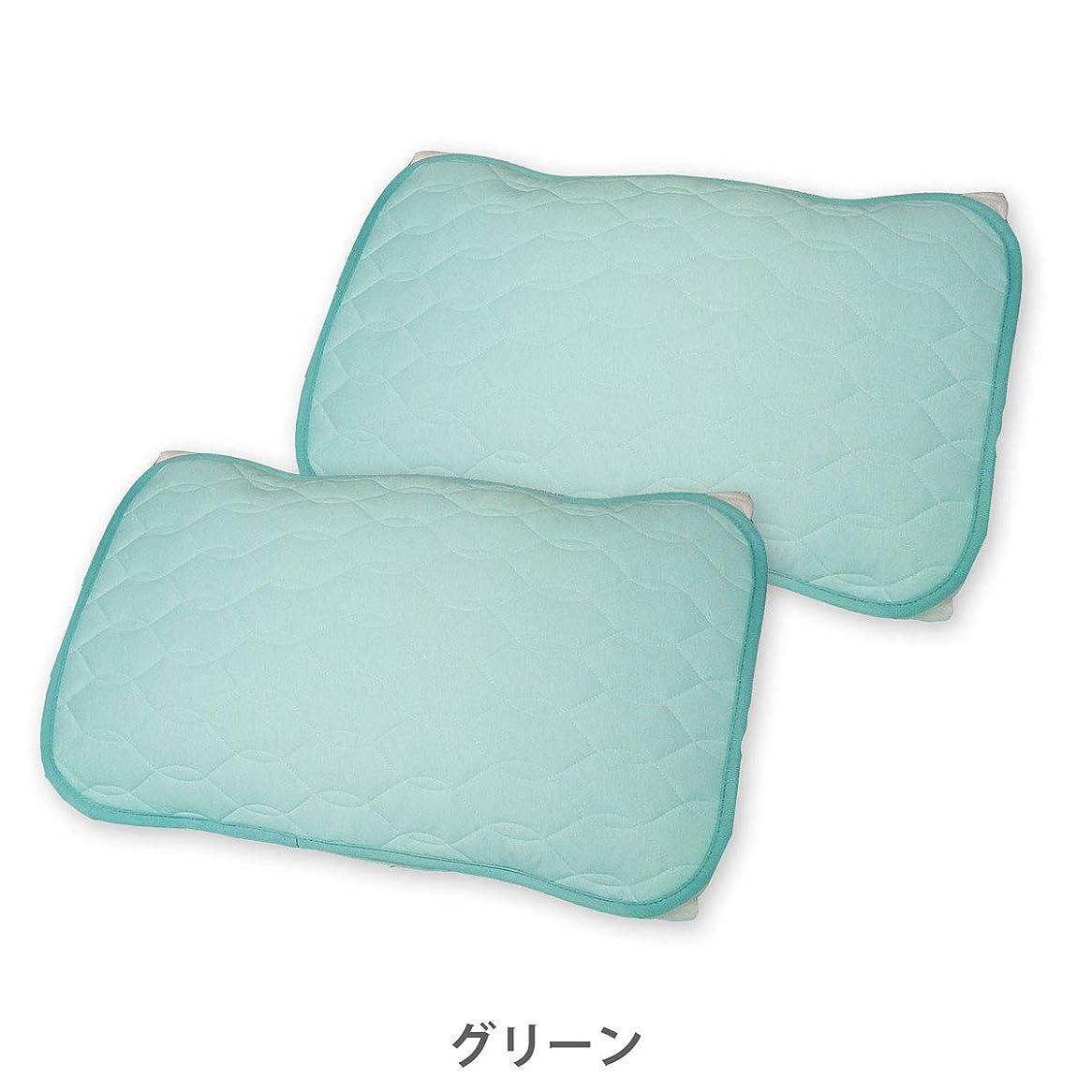 征服する模索突き刺すピロックシーズ (PILOX'S) コットンスムース除湿消臭枕パッド 2枚組 40x60cm