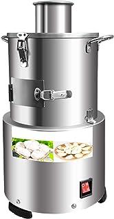 YUCHENGTECH Hel vitlök skalningsmaskin elektrisk vitlök skala maskin automatisk skalare kommersiell/hushållsseparering ska...