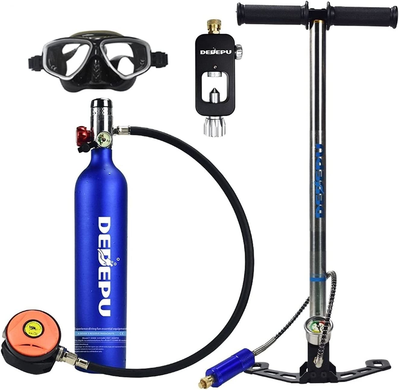 Year-end annual account YXYX free shipping Diving Equipment Oxyge Mini System