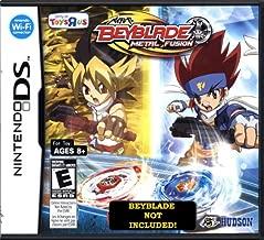 Beyblades Nintendo DS Video Game Beyblade Metal Fusion TRU Version Beyblade NOT included!
