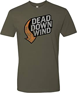 Dead Down Wind Adult T-Shirt Tee