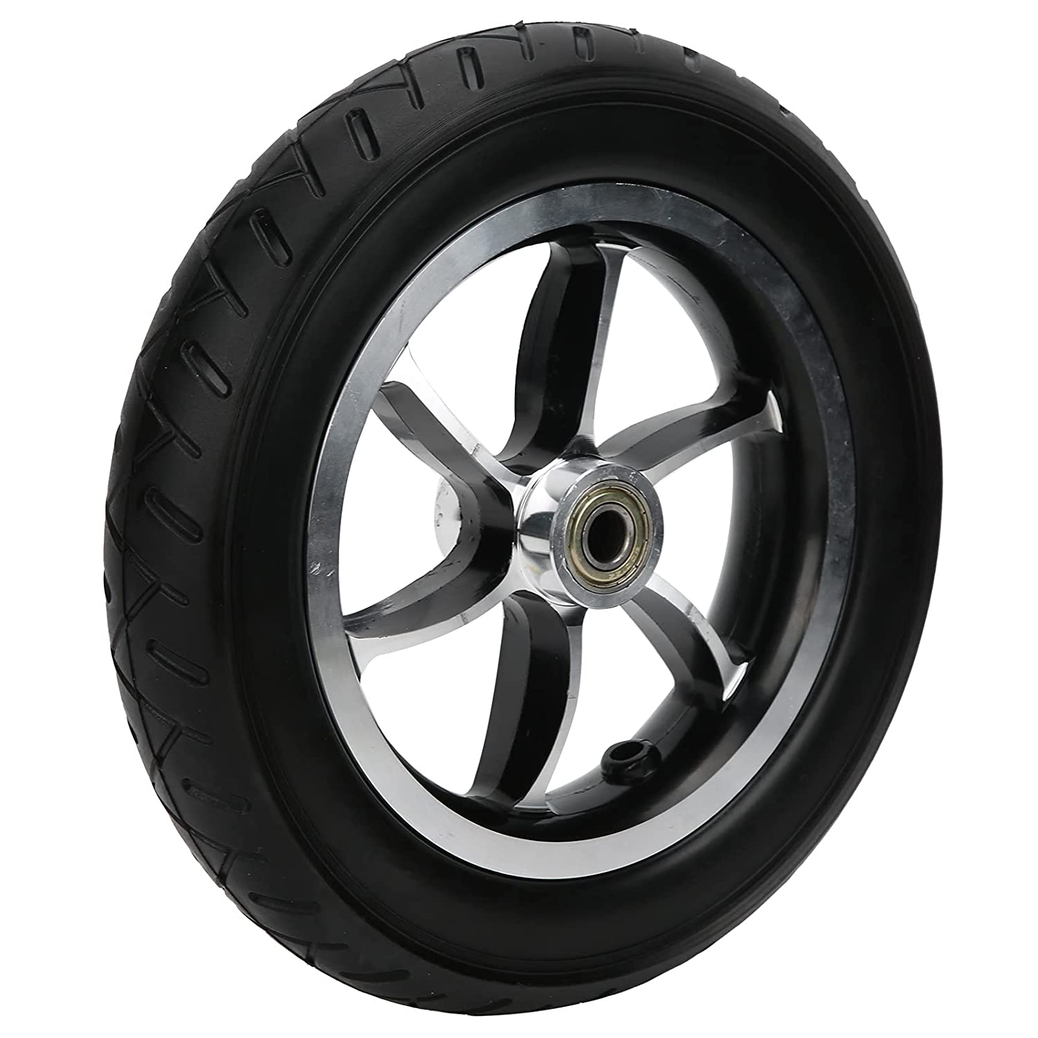 Solid 4 years warranty Wheel Excellent Performance Shock Absorption Dedication