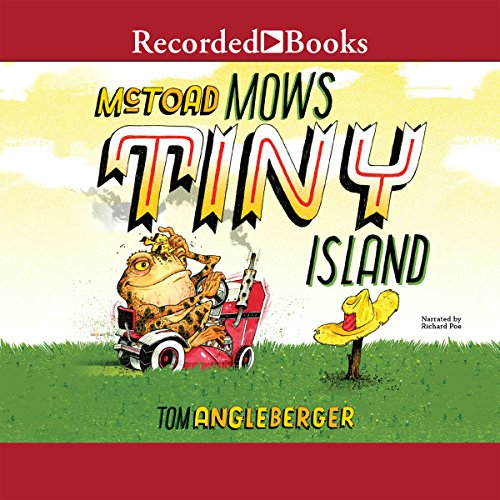 McToad Mows Tiny Island Titelbild