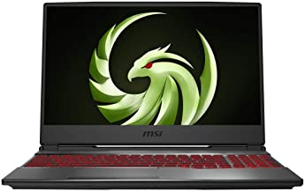 "MSI Alpha 15.6"" FHD IPS High Performance Gaming Laptop Woov RGB Gaming Mouse 