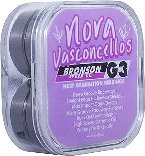 Bronson Speed Co Skateboard Bearings Nora Vasconcellos Pro G3
