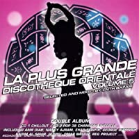 Vol. 5-La Plus Grande Disco Orient