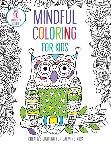 Mindful Coloring for Kids product image
