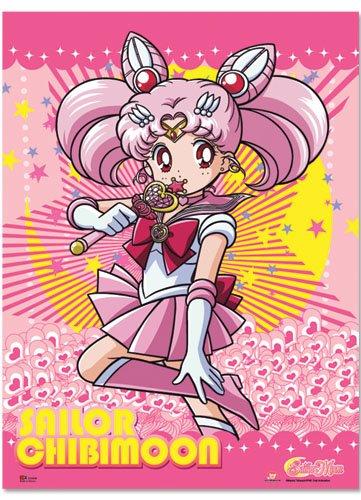 美少女戦士セーラームーン セーラーちびムーン タペストリー ちびうさ(布製ポスター)並行輸入品
