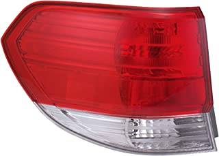 Eagle Eyes HD557-U000L Honda Driver Side Rear Lamp