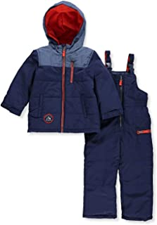 two piece snowsuits toddlers