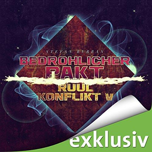 Bedrohlicher Pakt audiobook cover art
