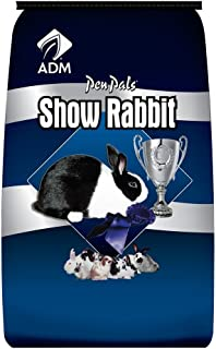 ADM ANIMAL NUTRITION Pen Pals Prof Show Rabbit 50lb
