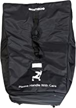 Emmzoe Wheelie XL Stroller Padded Luggage Check-in Travel Bag Case with Wheels, Durable, Waterproof, Easy Roll for Storage