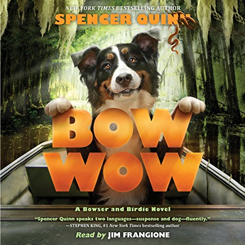 Bow Wow audiobook cover art