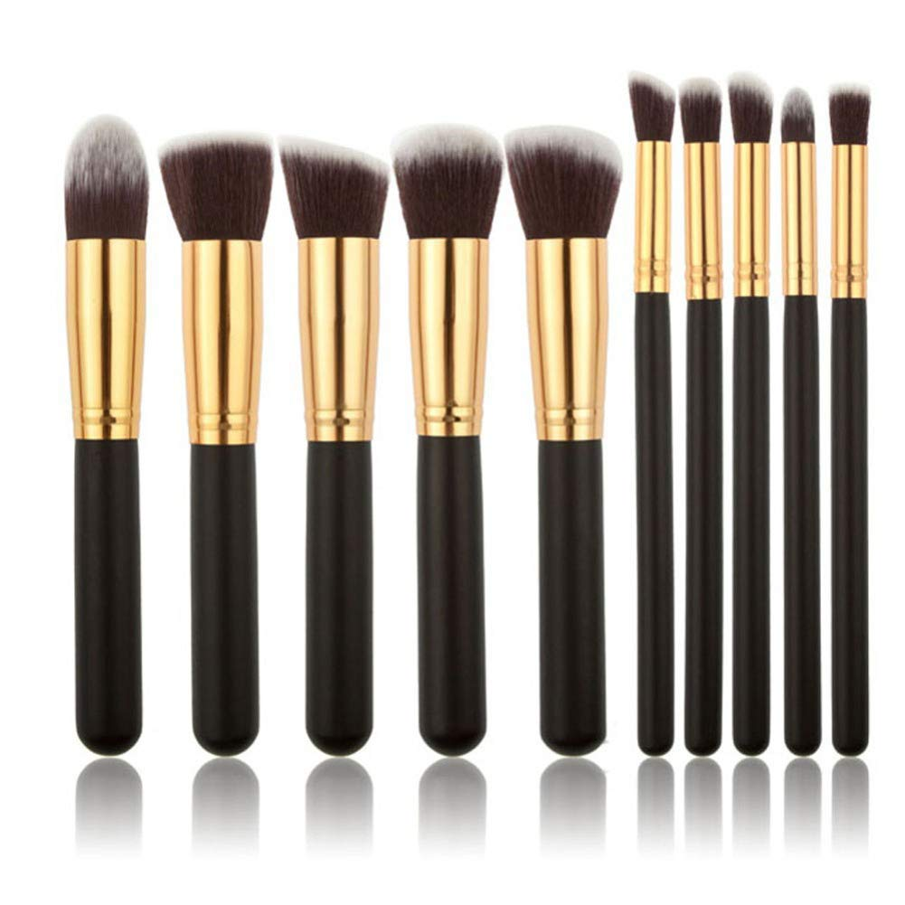 Sooyou Makeup Brushes set 10 At the price Professional Pieces Brush Shipping included Se