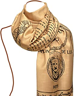 Annabel Lee by Edgar Allan Poe Shawl Scarf Wrap